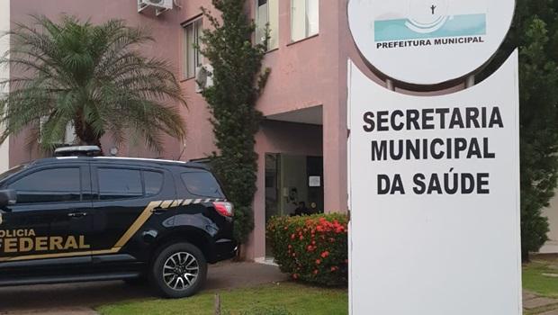 Polícia Federal desarticula esquema de desvios de Recursos do Fundo Municipal de Saúde em Araguaína