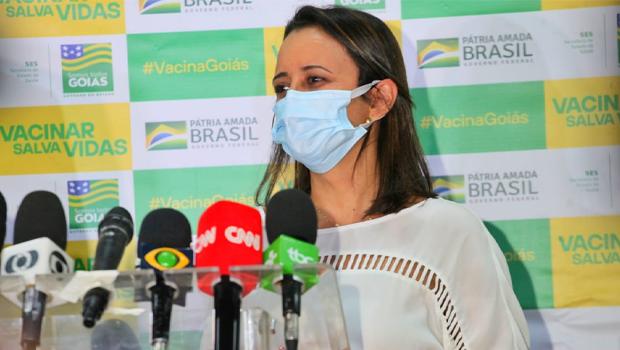 Novas vacinas serão distribuídas a partir desta quinta-feira