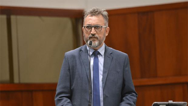 Humberto Aidar assume cargo de conselheiro do TCM até o fim do ano
