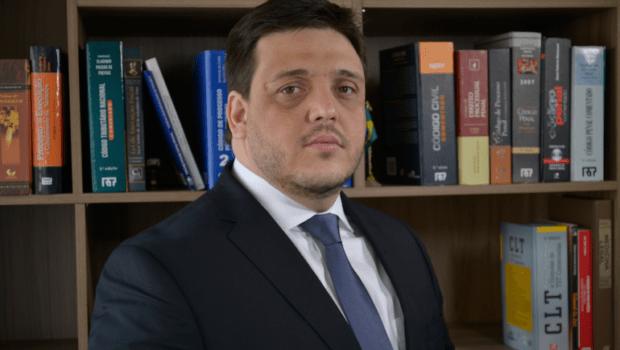 Fernando Sales declara apoio a Rodolfo Otávio Mota, pré-candidato à presidência da OAB-GO