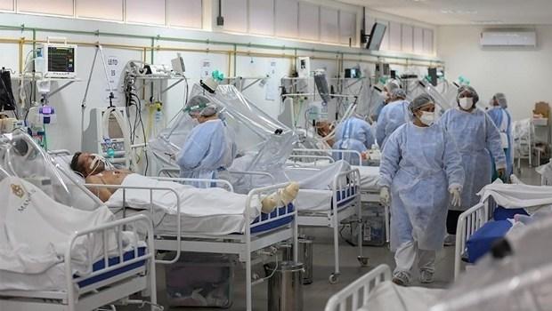 Com quase 90% dos leitos de UTI ocupados, Goiás registra 2.251 novos casos da Covid-19