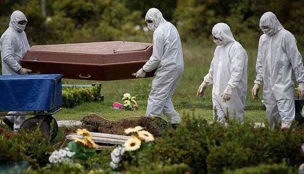 Em 24 horas, Brasil registra 3.650 mortes por Covid-19 e Goiás 4.097 novos casos da doença