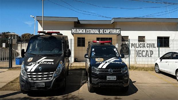 Homem suspeito de estuprar criança de cinco anos em Palmas é preso em Goiânia