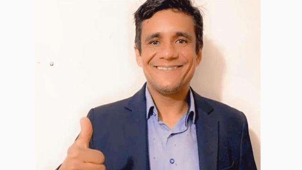 Ex-vereador de Goiânia, Fábio Caixeta, morre vítima da Covid-19