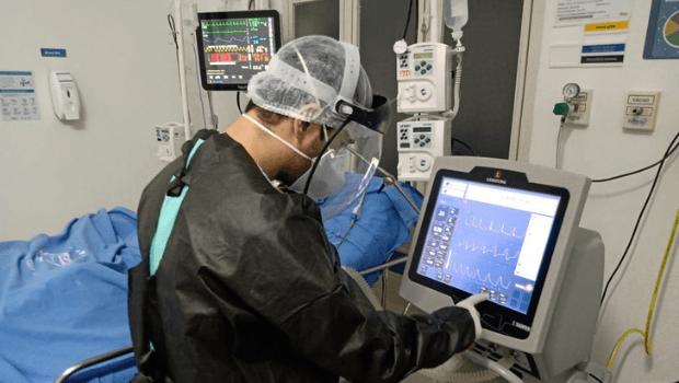Inauguração do Hospital de Uruaçu deve ocorrer nos próximos dias; previsão é de abertura de 386 novos leitos de UTI e enfermaria em Goiás