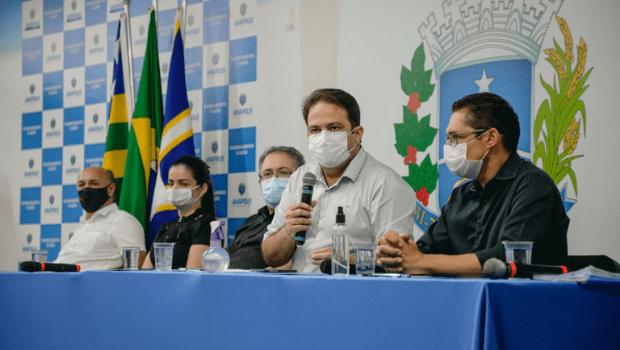 Anápolis investiu R$ 206 milhões para o combate ao coronavírus, somente em 2020