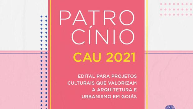 CAU/GO abre editais para projeto cultural e projeto de habitação. Veja como participar