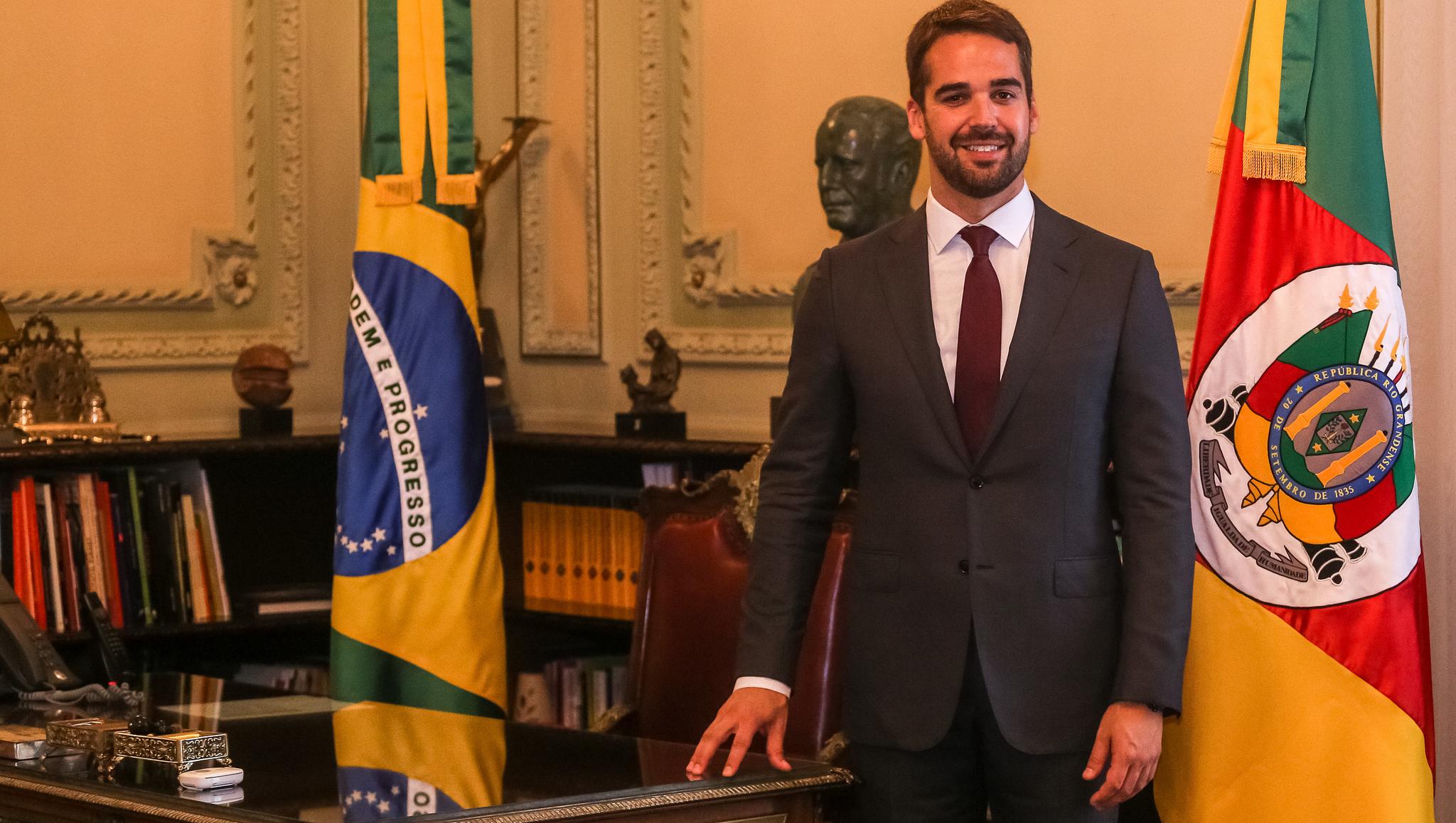 """""""Predisposição"""" de Marconi Perillo pode resultar em apoio do PSDB Goiás à candidatura de Eduardo Leite"""