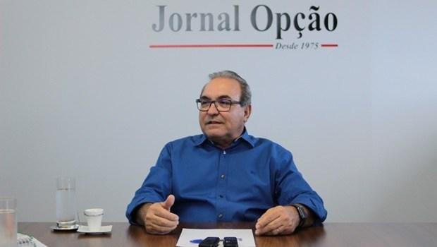 """Com a intenção de filiar ao Patriota, Jânio Darrot afirma: """"O PSDB não precisa ser sempre o protagonista"""""""