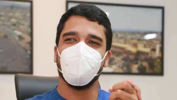 """Marden Jr.: """"É preciso que a pandemia acabe para que possamos utilizar nossa capacidade de investimento em Trindade"""""""