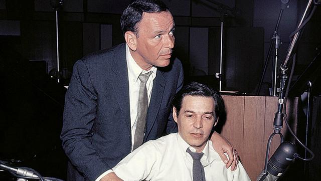 """""""My Way"""" é a grande interpretação de Frank Sinatra"""