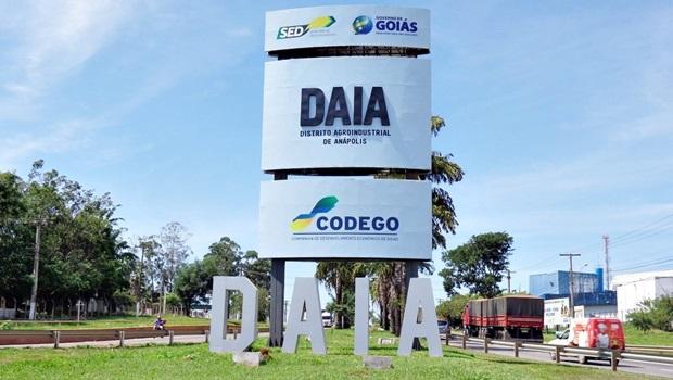 Com nível de vazão do Rio Meia Ponte baixo, escassez  hídrica no DAIA preocupa setor industrial
