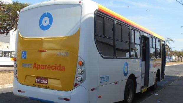 Aparecida de Goiânia registra a menor redução na demanda do transporte coletivo