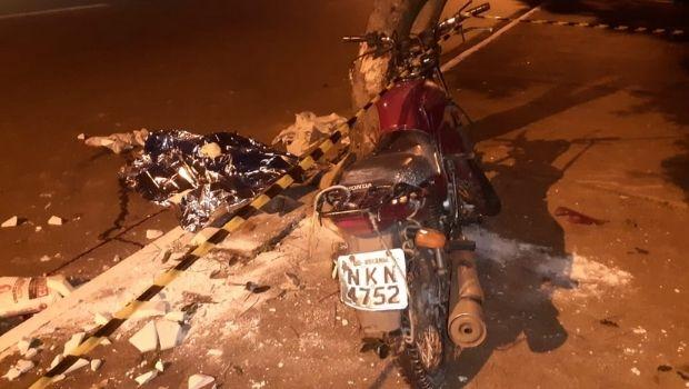 Motociclista de 18 anos morre após colisão em cruzamento do Residencial Buena Vista, em Goiânia