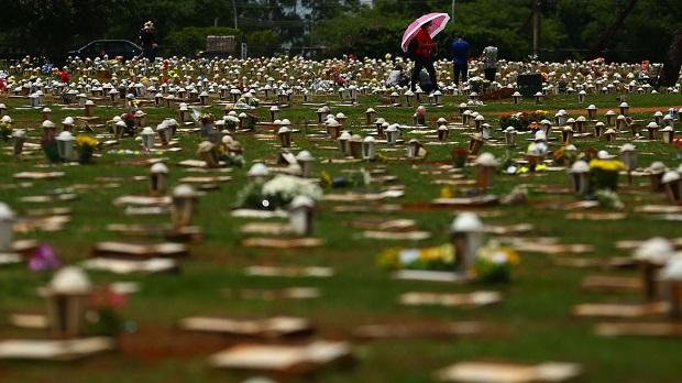 Nas últimas 24 horas, o Brasil registrou 3.780 mortes por Covid-19
