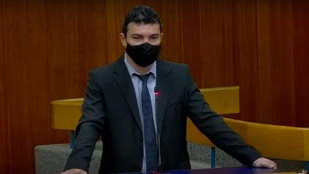 Raphael da Saúde toma posse como vereador por Goiânia