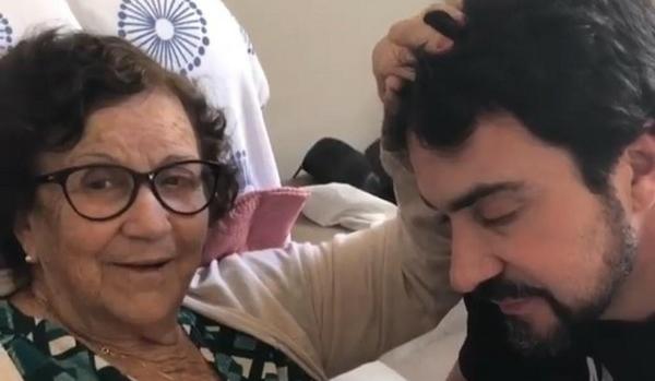 Mãe do padre Fábio de Melo morre vítima da Covid-19