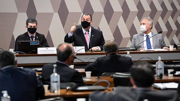 Grupo Majoritário da CPI da Covid aponta provas suficientes de crimes de Bolsonaro na gestão da pandemia