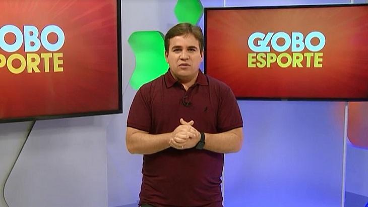 Apresentador da TV Globo está internado como Covid-19