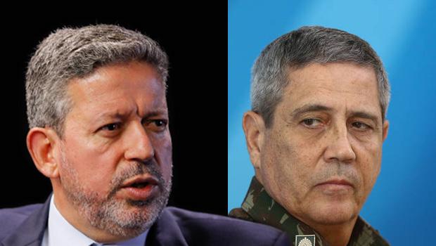 Lira libera Braga Netto de dar explicações sobre gastos das Forças Armadas com churrasco e bebidas alcoólicas