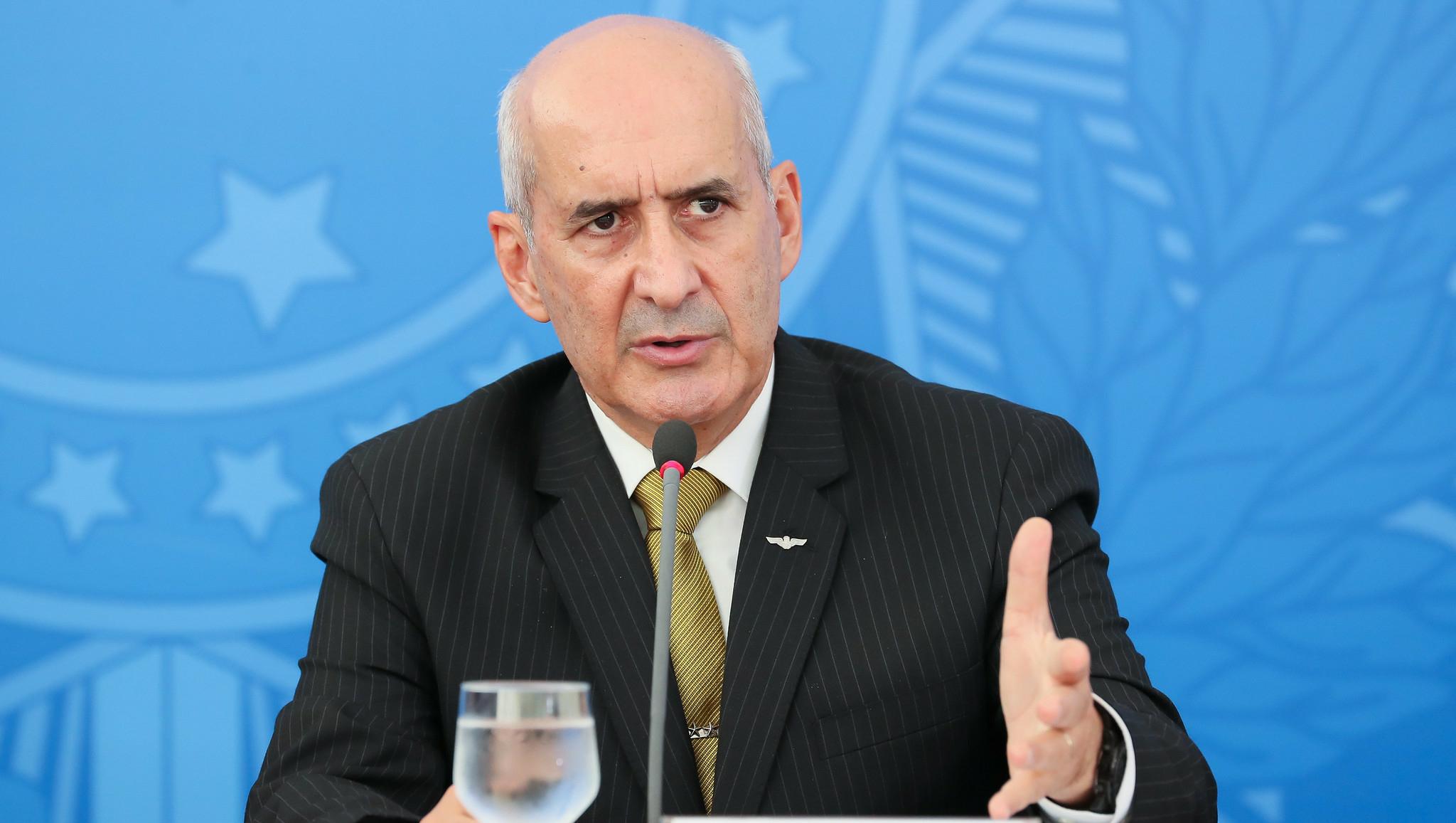 Projeto que cria orçamento secreto foi assinado pelo general Luiz Eduardo Ramos