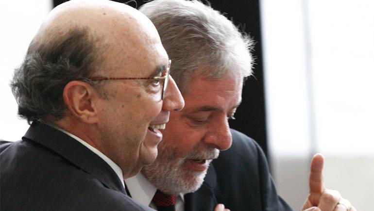 Lula pode apostar em Henrique Meirelles para vice-presidente em 2022