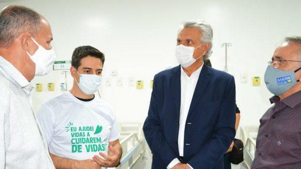 Hcamp São Marcos abre mais 11 leitos de enfermaria e 10 de UTI para tratamento da Covid-19 em Itumbiara