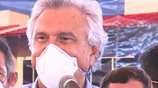 Caiado aguarda sanção de Bolsonaro para nomeação de aprovados em concurso da Polícia Militar em Goiás