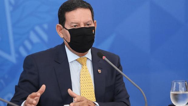 Mourão diz que investigação precisa abranger estados e municípios, não somente Governo Federal