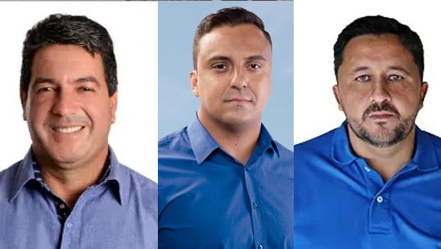 Prefeitos Kleber Freitas, Rogerim e Zé da Gueroba filiam ao DEM em Goiás