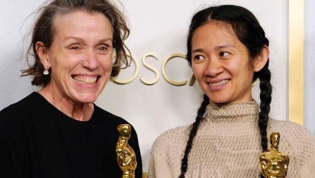 Oscar 2021: 'Nomadland' vence como melhor filme e leva outras duas estatuetas