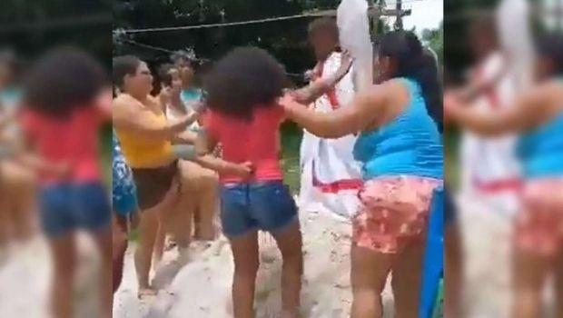 Polícia interrompe ritual religioso e impede suposto sacrifício de crianças no Pará