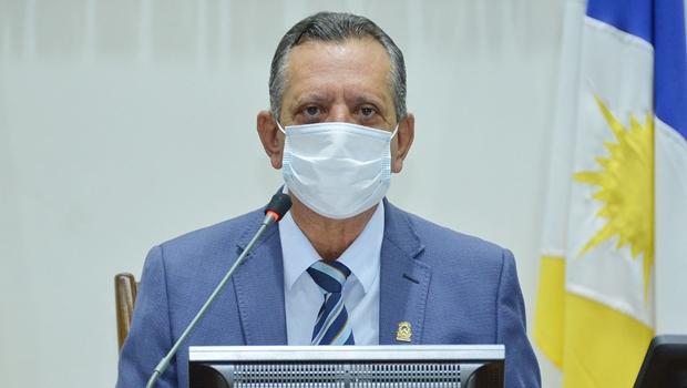 Deputado Antonio Andrade fala em estudo para incentivo a aposentadoria de servidores e abertura de concurso na Aleto