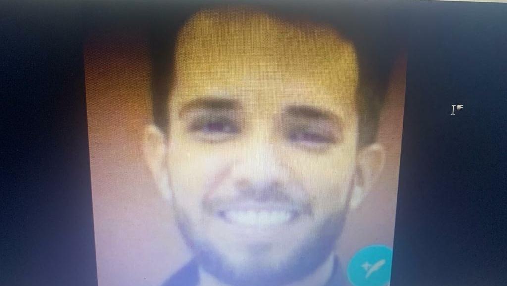 Morre de Covid Augusto Santana Faleiro, de 29 anos, funcionário do Senac e ex-servidor do Vapt-Vupt