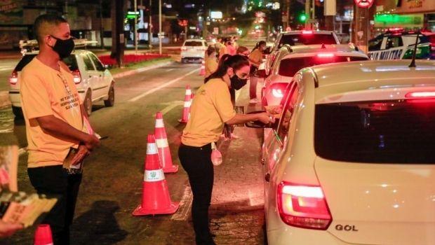 Balada Responsável aborda cerca de 400 condutores no primeiro dia de fiscalização