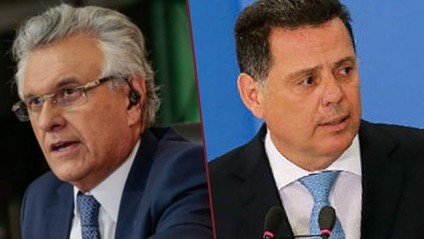 Caiado e Marconi antecipam eleições de 2022