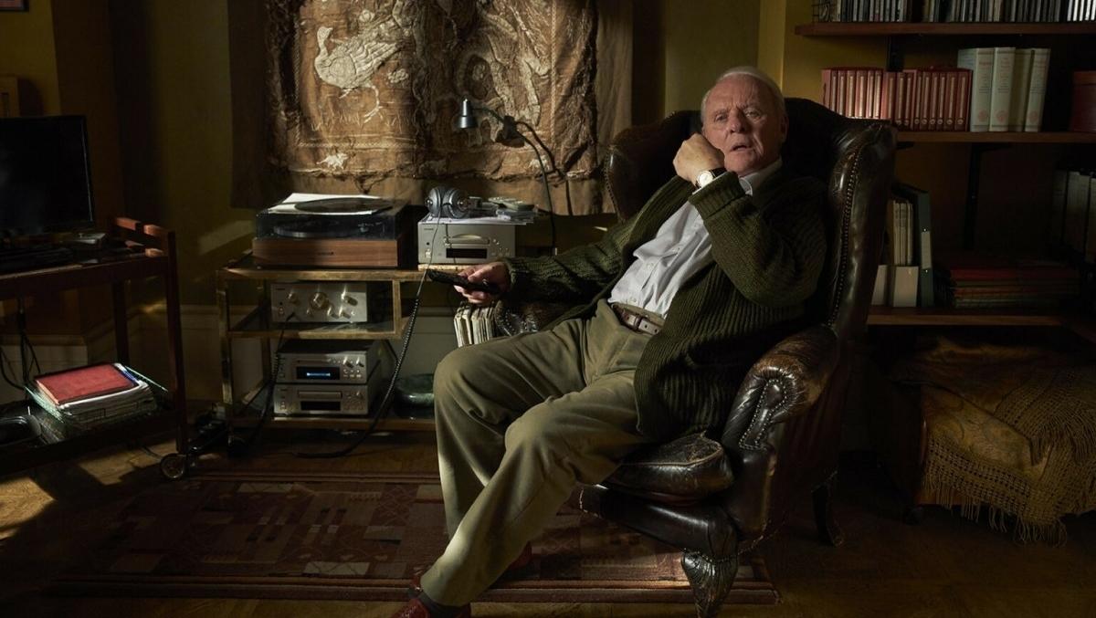 """O mal de Alzheimer em """"Meu Pai"""", filme com Anthony Hopkins, ator que ganhou o Oscar"""