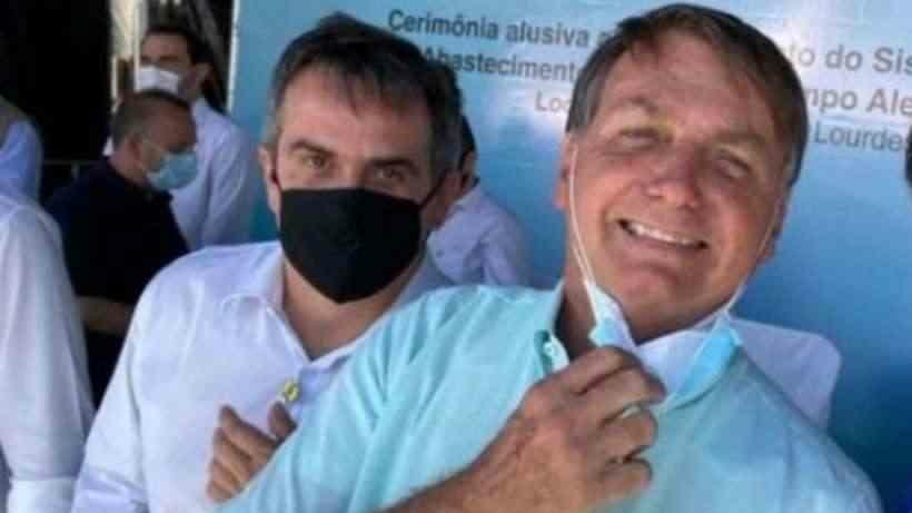 Bolsonaro pode se filiar ao PP de Ciro Nogueira e Alexandre Baldy