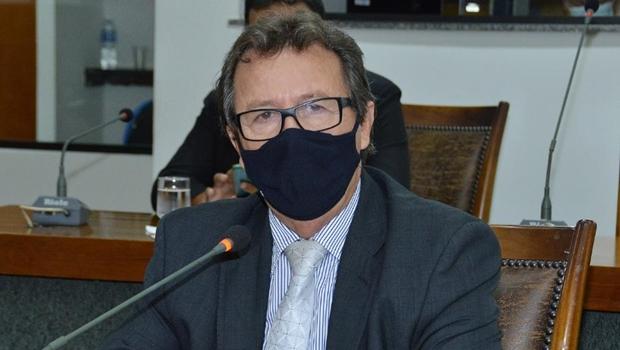 Deputado Vilmar busca da recuperação de estradas da região Centro-oeste