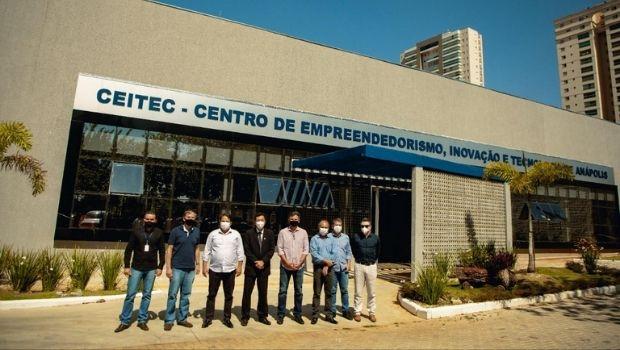 Roberto Naves e Edward Madureira anunciam instalação de polo da UFG em Anápolis