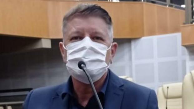 Vereador rejeita projeto que cria e denomina instituto tecnológico como Maguito Vilela