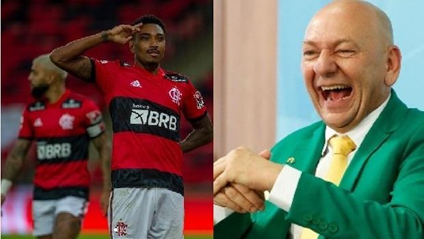Anúncio de patrocínio da Havan ao Flamengo causa protesto nas redes sociais