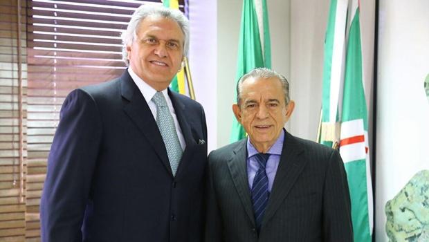 Iris Rezende já avisou que estará com Ronaldo Caiado em 2022