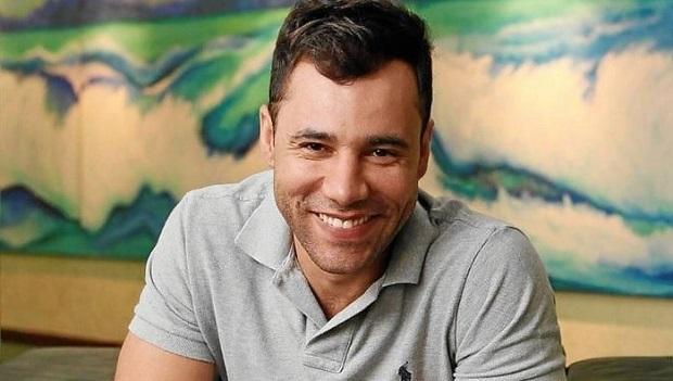 Com Covid, humorista Rodrigo Sant'Anna recebe alta depois de dias internado