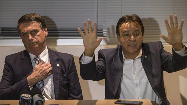 Presidente do Patriota é afastado por 90 dias por negociar 'individualmente' filiação de Bolsonaro