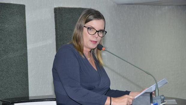 Deputada Cláudia Lélis comemora anúncio de ciclovia para Taquaruçu