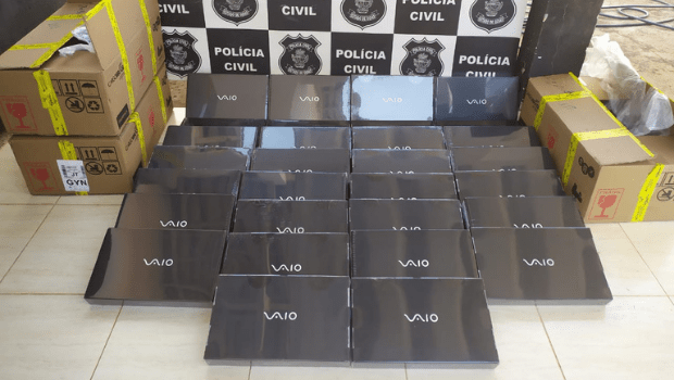 Integrante de organização que clonava dados bancários é preso em Goiânia