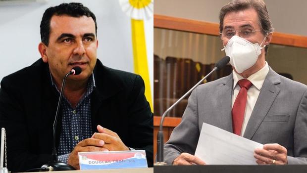 Francisco Oliveira lança Douglas Troncha pra ser candidato a deputado federal pelo Sudeste