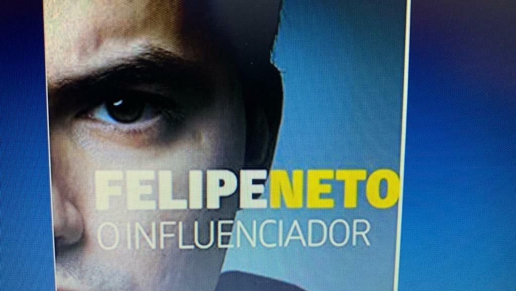 Biografia revela que Felipe Neto tem mansão de R$ 5,5 milhões e pode faturar 72 milhões por ano