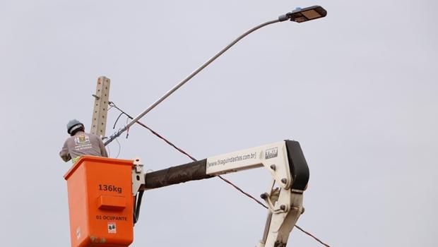 Iluminação do perímetro urbano da BR-153 passa ser responsabilidade da Prefeitura de Goiânia